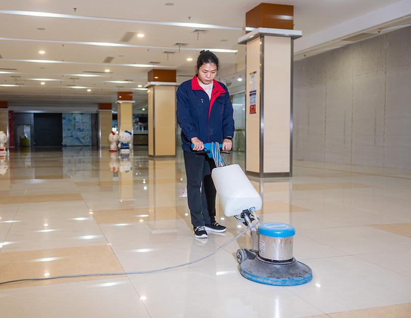 清洁商场保洁方案